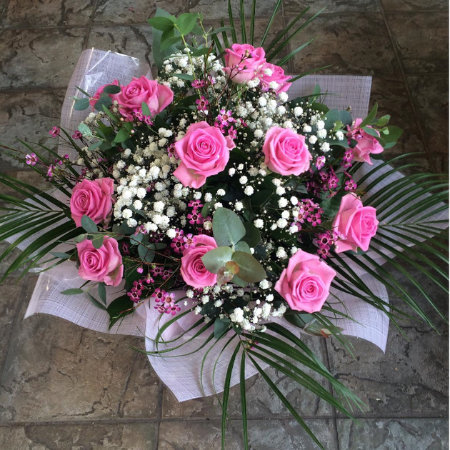 Pink Roses €59 - Various colour available