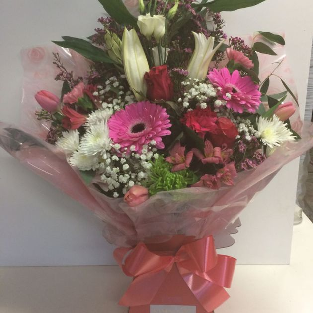 Box bouquets from €40