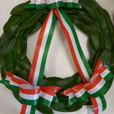 Ceremonial Laurell Wreath - Call For Price