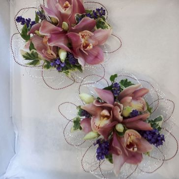 Wedding corsages