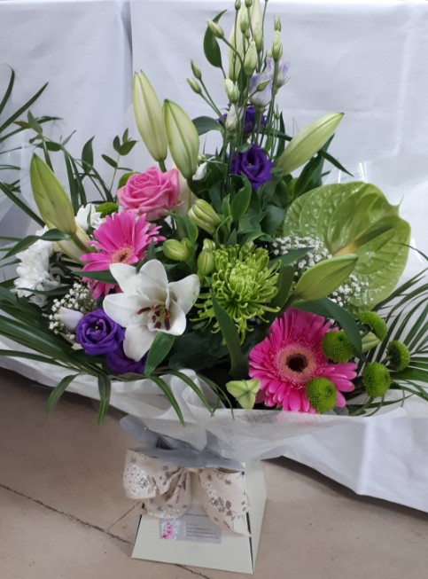 Sweet Deluxe Bouquet €69
