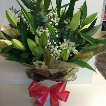 Lilly Bouquet €50