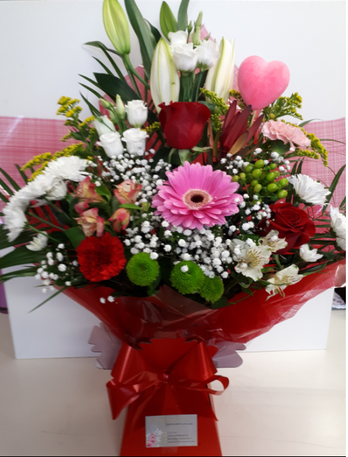 Box Bouquet from €50