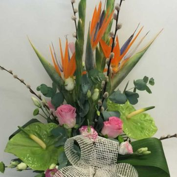 Exotic Arrangement €69
